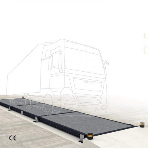 Básculas de Camiones de Hormigón
