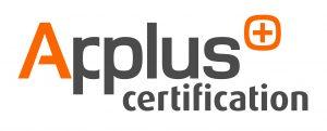 Certificación applus Pesaje Industrial